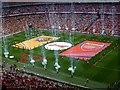 TQ1985 : FA Cup Final 2014 by Julian Osley
