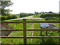 SU9503 : Barnham, site of swing bridge by Mike Faherty
