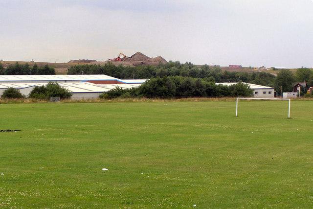 Heywood Community (Sutherland) High School Playing Fields