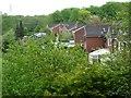 SD8906 : Houses in Riverside, Chadderton by Christine Johnstone