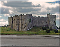 SN0403 : Carew Castle by Dylan Moore