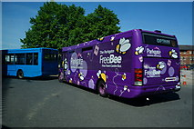 SK4293 : The Parkgate FreeBee Bus by Ian S
