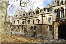 SP5106 : St John's College by N Chadwick