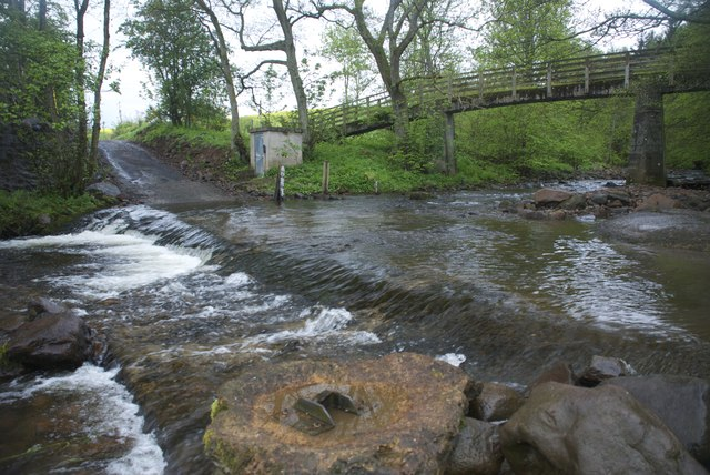 Ford at Coldgate Mill