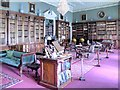 SJ7481 : The Library, Tatton Hall by David Dixon