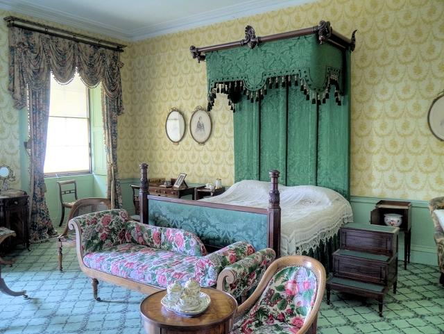 The Lemon Bedroom, Tatton Hall