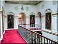 SJ7481 : Tatton Hall Upper Landing by David Dixon