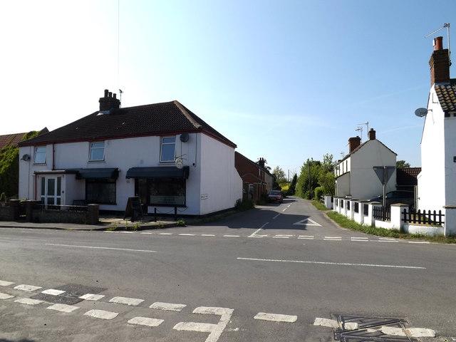 Beccles Road, Mutford