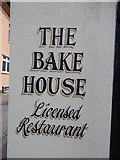 TM0321 : The Bake House by Hamish Griffin