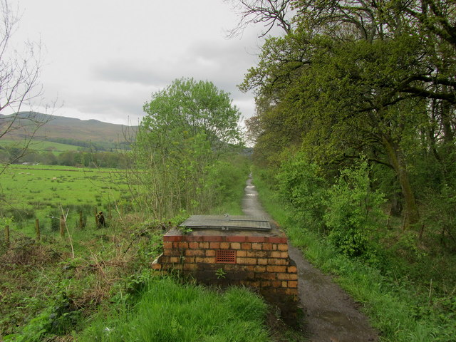 West Highland Way at Laighparks