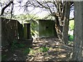TM3389 : Pillbox at Bungay & Waveney Valley Golf Club by Adrian S Pye
