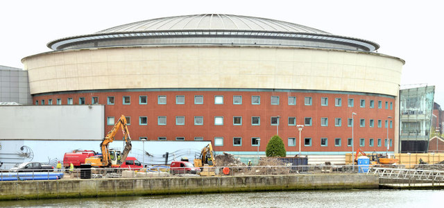 The Waterfront Hall, Belfast - May 2014(6)