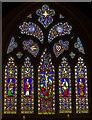 SK9875 : East Window, St Mary's church by J.Hannan-Briggs