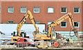 J3474 : The Waterfront Hall, Belfast - May 2014(7) by Albert Bridge