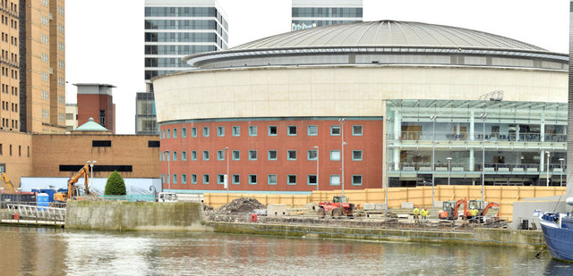 The Waterfront Hall, Belfast - May 2014(9)