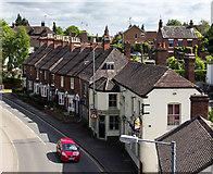 SO7975 : Kidderminster Road, Bewdley by David P Howard