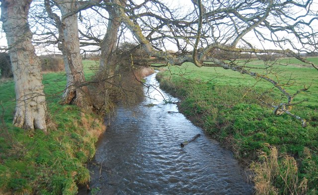 Unnamed tributary of the River Stiffkey