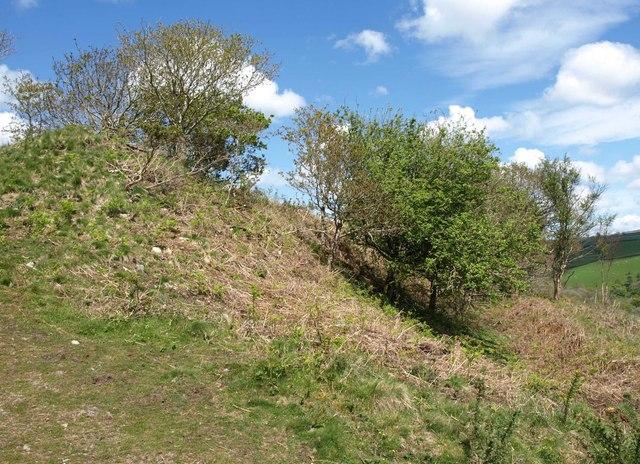 Rampart, Cadson Bury