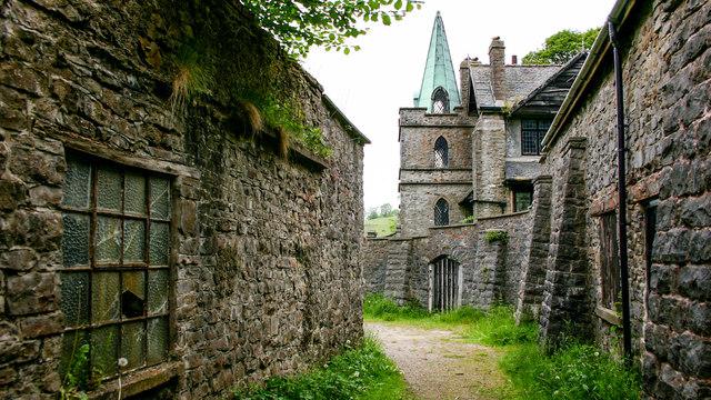 The Folly - Ecton Mine House