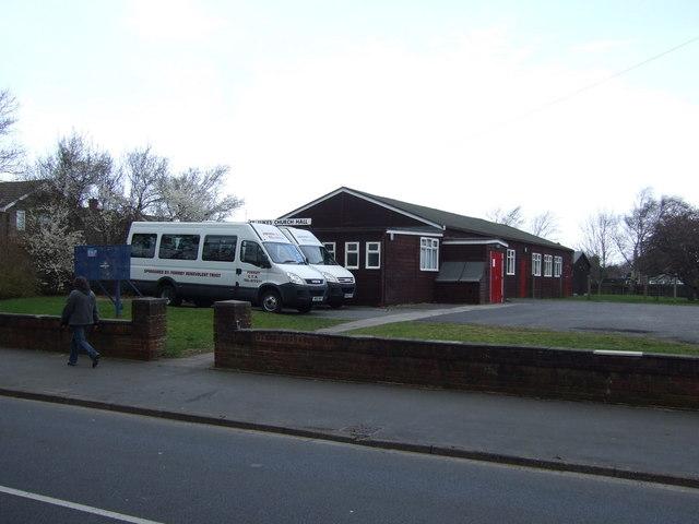 St Luke's Church Hall, Formby