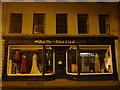NT9952 : Berwick Upon Tweed Townscape : Bridge Street Shopfront by Richard West