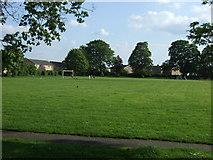 TL4196 : Sports field, Little London by JThomas