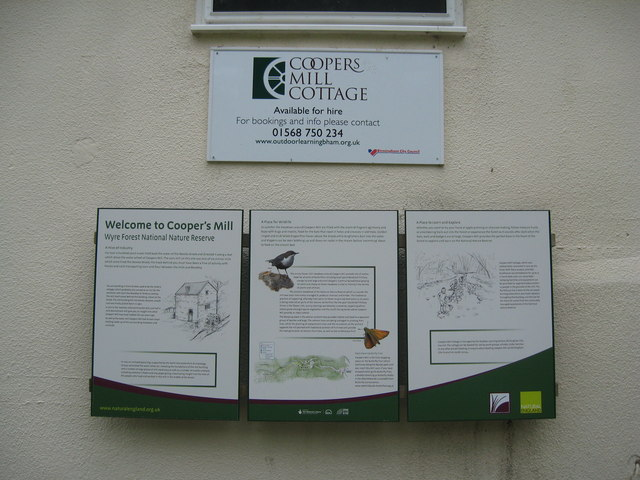 Coopers Mill Outdoor Centre 2-Wyre Forest, Worcs