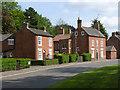 SK5025 : Houses on Main Street, Sutton Bonington by Alan Murray-Rust
