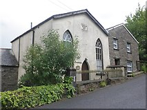 SS6644 : Former Wesleyan Chapel, Parracombe by Roger Cornfoot