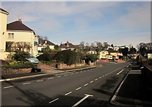 SX9065 : Summerfield Road, Torquay by Derek Harper