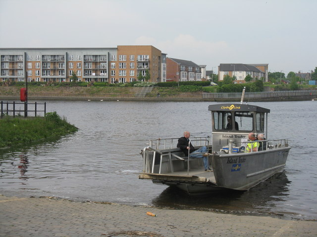 Yoker-Renfrew ferry