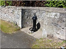 NT8937 : Drinking Fountain by David Clark