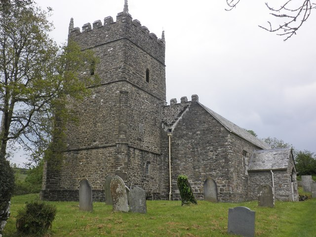 St Petrock's Church, Churchtown