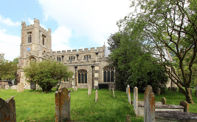 St Mary, Great Dunmow
