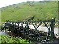 NT8808 : Bailey Bridge, Usway Burn by Michael Graham