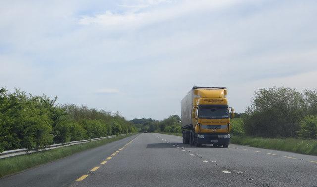 Big Yellow Lorry