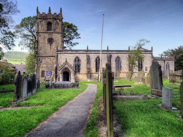 The Parish Church of St Edmund, Castleton