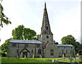 SK5122 : Church of St James, Normanton by Alan Murray-Rust