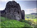 SK1482 : Peveril Castle, Castleton by David Dixon