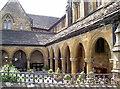 ST6316 : St John's Almshouses by Neil Owen
