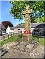 SK1582 : Castleton War Memorial by David Dixon