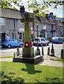 SK1582 : The War Memorial, Castleton by David Dixon
