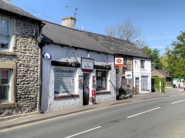 Castleton Village Store and Post Office, How Lane