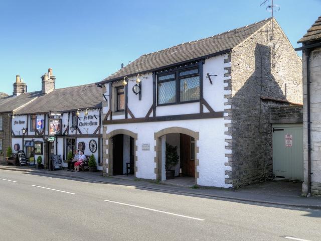 Ye Olde Cheshire Cheese, Castleton