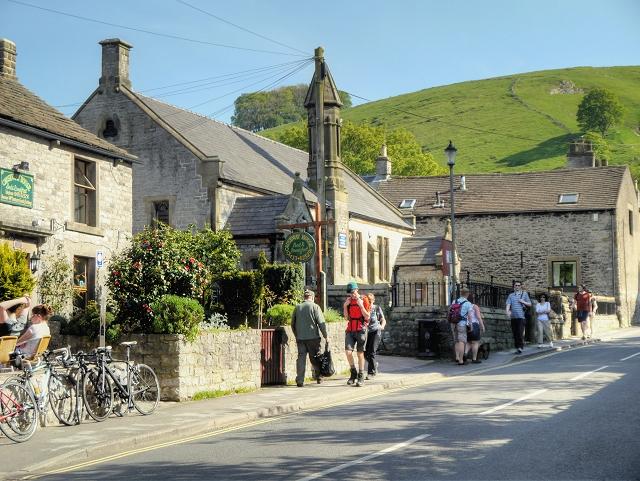 Back Street (A6187) Castleton
