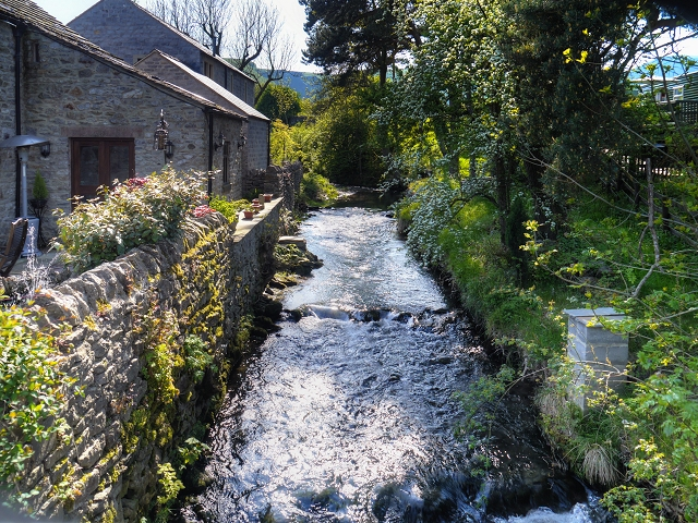 Castleton, Peakshole Water