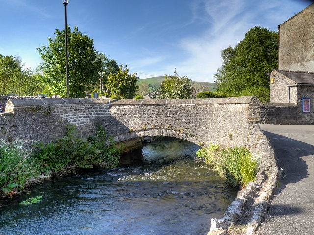 Goosehill Bridge, Castleton