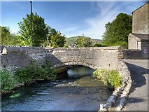 SK1482 : Goosehill Bridge, Castleton by David Dixon