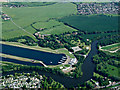 SU9377 : Eton Dorney from the air by Thomas Nugent