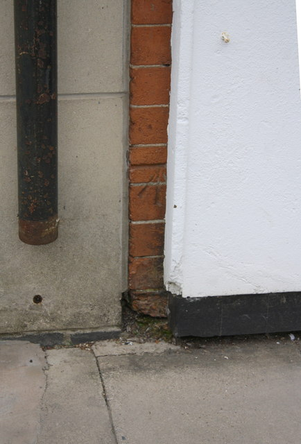 Benchmark on #19 Albert Street